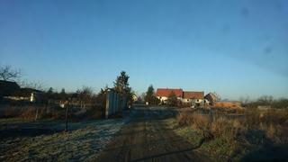 Galeria Droga w Bielicach przed realizacją inwestycji