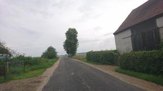 Galeria Droga w Bielicach po realizacji inwestycji