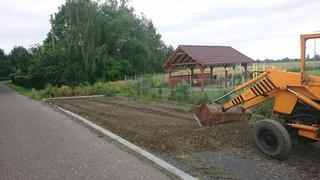 Galeria Budowa parkingu w Drogoszowie