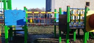 Galeria Plac zabaw Mańkowice