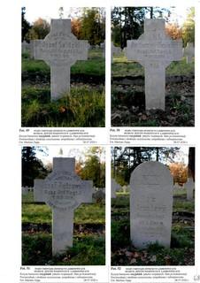 Galeria Stary Cmentarz Jeniecki - prace konserwatorskie 2020