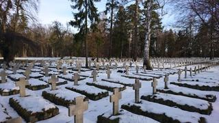 Galeria Starcy Cmentarz Jeniecki - po realizacji